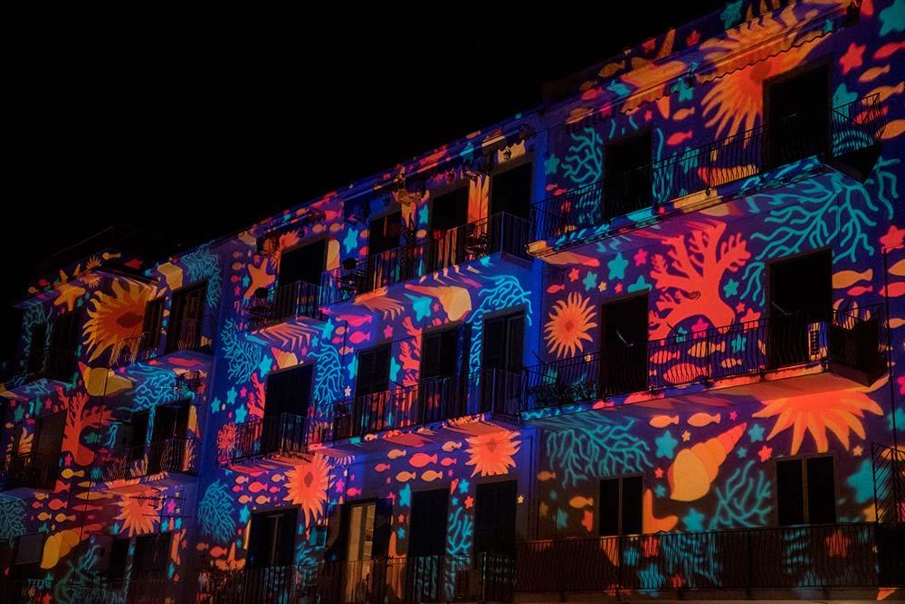 Natale a Gaeta. Visita tra le luminarie che raccontano Favole di Luce